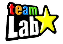 チームラボのロゴ画像