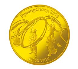金貨デザイン例の画像